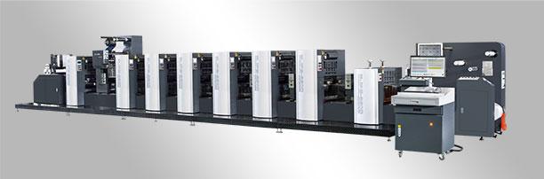 <b>WJPS-350D/450D/560D PS版间歇式轮转印刷机</b>