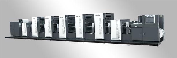 <b>WJPS-660 PS版间歇式轮转印刷机</b>