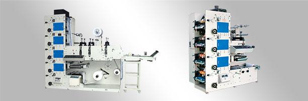 WJRB-320A/B 柔性版印刷机