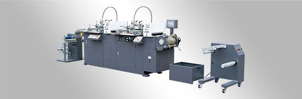 WJ-320S电脑数控卷对卷连续式 网版印刷机