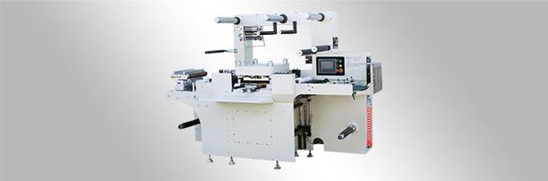 WJMQ350/450 纸盒不干胶两用模切机